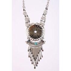 beautiful native american necklace