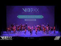 VIBE XX 2015 - Chapkis Dance Family - YouTube
