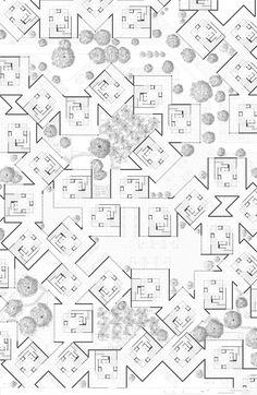 José Berbiela | Habitat in Casablanca. | HIC Architecture