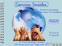 Infantil y Primaria: CIENCIAS SOCIALES: 3º de Primaria.