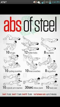 #abs #workout #fitness