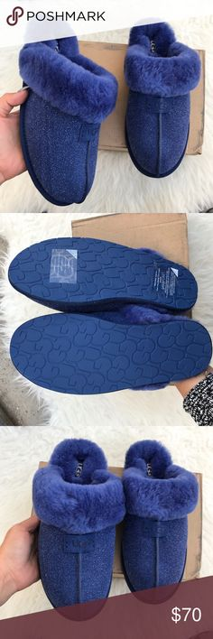 UGG AUTHENTIC SCUFFETTE II SLIPPERS Sz 9 new UGG AUTHENTIC SCUFFETTE II SLIPPERS Sz 9 new BOX IS MISSING LID . 100% authentic! Itemcloset#dose UGG Shoes