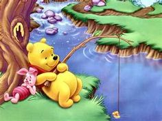 """Don't underestimate the value of Doing Nothing, of just going along, listening to all the things you can't hear, and not bothering."" - Winnie the Pooh"