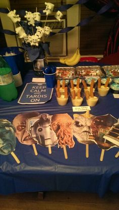 Doctor who party