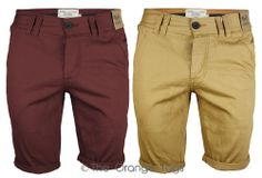 MENS DROP CROTCH SUMMER COTTON CHINOS TURN UP COMBATS CASUAL SHORTS in Clothes, Shoes & Accessories, Men's Clothing, Shorts   eBay