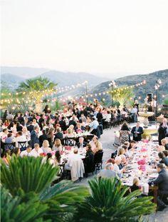 Hummingbird Nest Wedding by Beth Helmstetter Events + Jose Villa | Style Me Pretty