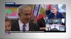 Documentaire : Hollande et la Politique Criminelle d'Israël (Dieudonné, ...