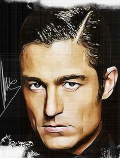 Retrato Fernando Colunga