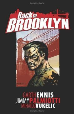 Back To Brooklyn Volume 1 by Jimmy Palmiotti. $14.99. http://accrosstherain.com/showme/dpnff/1n6f0f7h0i6w0v6m0k4g.html. Author: Jimmy Palmiotti. Publisher: Image Comics; First Printing edition (July 21, 2009). Publication Date: July 21, 2009