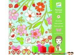 54d062d2f1 Lepkék - Selyemfestő készlet - Butterflies - Djeco - Játékfarm fejlesztő  játékok webáruház