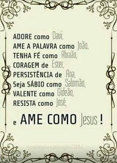 Glória a Deus! God Jesus, Jesus Christ, Jesus Freak, More Than Words, God Is Good, Word Of God, Gods Love, Sentences, Love You
