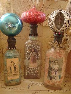 pretty little bottles