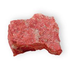 Zoisite variety Thulite Hydrous calcium aluminum silicate - /rocks_minerals/Z/Zoisite__variety_Thulite__Hydrous_calcium_aluminum_silicate. Healing Crystals For You, Crystals And Gemstones, Healing Stones, Stones And Crystals, Crystal Healing, Gem Stones, Natural Healing, Crystal System, Rocks And Gems
