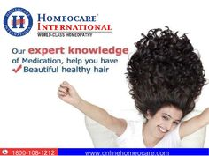 Hair loss is a disorder. It arises due to weak hair follicles, lack of protein, with other medications also leads to hair loss. Online homeocare provides hair loss treatment for better hair growth and through  homeopathic medicine hair will regrown without causing any side effects.