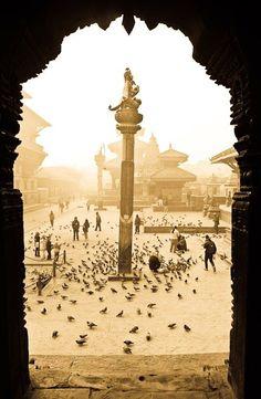 Patan Durbar Square - Patan, #Nepal