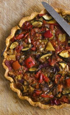 Discover recipes, home ideas, style inspiration and other ideas to try. Healthy Cooking, Healthy Dinner Recipes, Pizza Recipes, Vegetarian Recipes, Vegetarian Sweets, Vegetarian Italian, Quiches, Food Porn, Vegetable Dishes