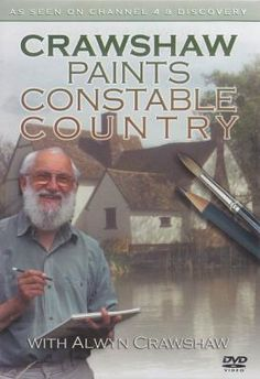 Instructional DVD: oil painting in Constable country. xmas present for Mum?