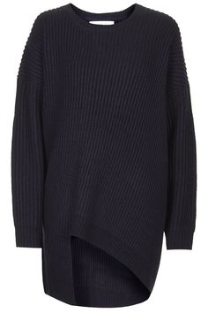 Oversized Wool Blend Jumper by Marques'Almeida X Topshop