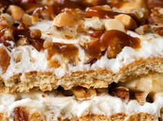 No-Bake Banana and Peanut Butter Caramel Icebox Cake From 'The Kitchn Cookbook'