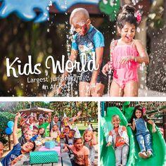 uShaka Kids World - Kids Party Venues Green Wing Macaw, Blue Gold Macaw, Kids Party Venues, The Castaway, Sand Pit, Jungle Gym, We Movie, Team Leader, Splish Splash