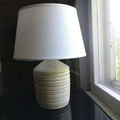 Hey, I found this really awesome Etsy listing at https://www.etsy.com/listing/616659233/rustic-scandinavian-pottery-table-lamp