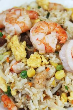 La Cuisine de Bernard: Le Riz Cantonnais