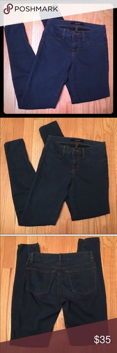 """J Brand Super Skinny Jeans 25x31 Style: #901 