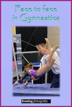 Hoe beter je kunt vangen, hoe meer vertrouwen de trainer van de gymnast krijgt!