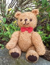 Ravelry: Chunky Teddy Bear pattern by Thomas B. Ramsden & Co