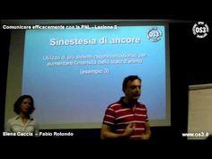 Comunicare efficacemente con la PNL - Lezione 2 - YouTube