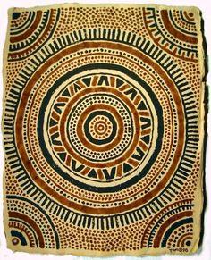 Mulberry Mandala by Tom Cooper Tribal Patterns, Tribal Prints, Tribal Art, African Patterns, African Rugs, African Textiles, Kunst Der Aborigines, Kunstjournal Inspiration, African Art Paintings