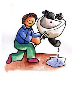 Contestar y hacer preguntas ¿quién? :El sonido de la hierba al crecer Job 3, Smurfs, Clip Art, Album, Teaching, Cards, Fictional Characters, Mayo, Homeschooling