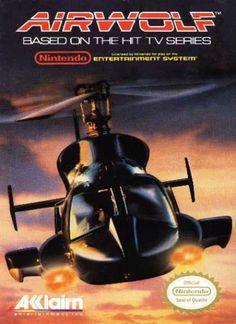 NES Games - Airwolf
