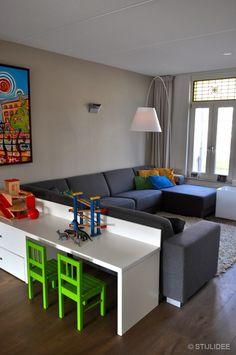 Binnenkijken in … een herenhuis met woonkeuken in Op Buuren, Maarssen via www.stijlidee.nl