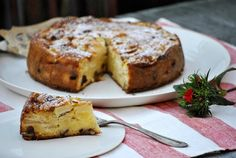 Sicilian apple cake – italy on my mind