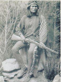 Chino - Mescalaro Apache - 1890➳ʈɦuɲɖҽɽwσℓʄ➳
