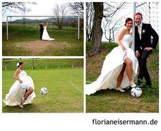 Hochzeitsfotos Kassel Hochzeitsbilder Fussballerhochzeit