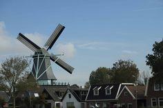 Free Image on Pixabay - Netherlands, Holland, Windmill Free Images, Holland Windmills, Willis Tower, Netherlands, Traveling By Yourself, Landscape, Building, Nature, Naturaleza