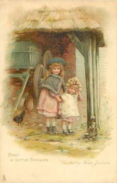 ONLY A LITTLE SHOWER - 1903