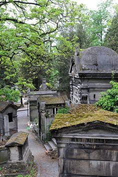 Père Lachaise Cemetery, Paris XX