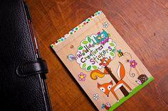 Woodland Stickers Fox Owl Bunny  Filofax / Kikki K by MrsBrimbles, £2.99