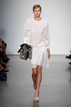 Reed Krakoff Spring 2014--- Sporty