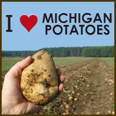 Better Made uses Michigan potatoes for up to 10 months out of the year! We support our local farmers!