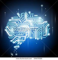 Стоковые вектора и векторный клип-арт Neurons And Nervous System | Shutterstock
