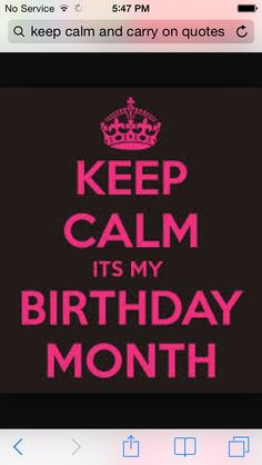 My birthday month was let's see ummm 1,2...3 months ago! But this is for all of you who's birthday is in May!