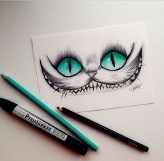 Cheshire - Alice in Wonderland