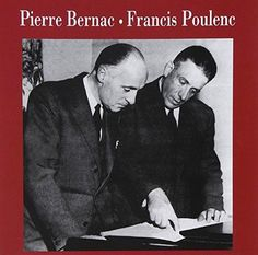 Pierre Bernac Sings Poulenc -- Continue to the product at the image link.