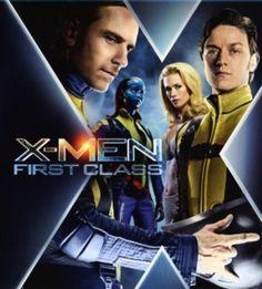 X-Men: First Class (2011) #poster, #tshirt, #mousepad, #movieposters2