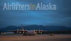 A C-130 Hercules from the 36th Airlift Squadron sits on the flight line prior to an off-site training sortie Aug. 2, 2014 at Joint Base Elmendorf-Richardson, Alaska. (U.S. Air Force photo by Staff Sgt. Chad C. Strohmeyer/Released)