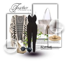 """""""ROMWE 3/II"""" by amina-haskic ❤ liked on Polyvore featuring Finders Keepers, Madden Girl and romwe"""